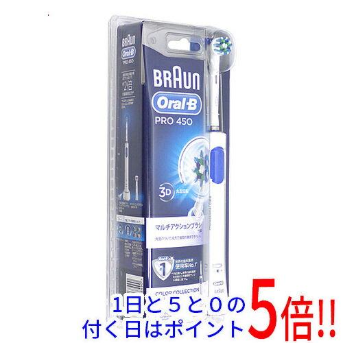 デンタルケア, 電動歯ブラシ Braun B PRO450 D165231AWH