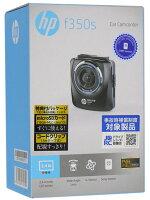 【キャッシュレスで5%還元】HP ドライブレコーダー f350s