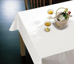 テーブルクロス ホワイト