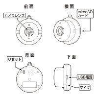 Dive-y Cloud Eye(ダイビークラウドアイ) ちいさなボディに様々な機能を詰め込んだ高性能コンパクト防犯カメラの登場です。