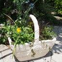 【FRP ファイバー鉢】ファイバー鉢3【園芸 ガーデニング Gardening プランター 鉢 FRP鉢 植木鉢】【取っ手つき オシャレ】【NP後払いOK】