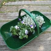 【 ガーデニング アイテム 】 英国Stewart社 ガーデン トラッグ Gardening 道具 カゴ グッズ 【NP後払いOK】