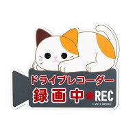 【メール便】 明邦 ドライブレコーダー マグネットME122ミケ