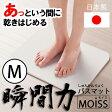 瞬間力バスマット Moiss Mサイズ(45×35cm)【02P05Nov16】