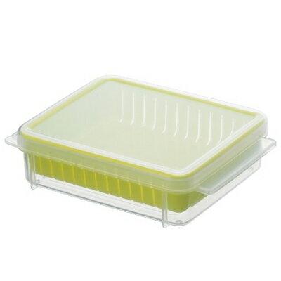 ご飯を冷凍保存そのままふっくら解凍ザル付保存容器の商品画像