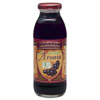 ブルガリア産、無添加無農薬の天然果汁【有機JAS認証】有機アロニア100%果汁