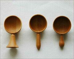 手仕事の道具でくらしを豊かにオケクラフト木匙(木のさじ)蜜蝋仕上げ コーヒースプーン【手し...