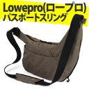 【Wエントリー利用でポイント4倍】Lowepro(ロープロ) カメラバッグパスポートスリング マイカ