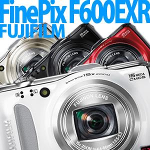 【在庫あり】【レッド・ホワイトは9/10発売以降発送】FUJIFILM デジカメ FinePix F600EXR 【カ...