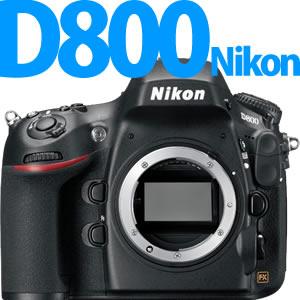【延長保証可】【在庫あり】Nikon デジタル一眼レフカメラ D800 ボディ