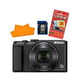 【★SD16GB&カメラバッグ等セット】【送料無料】ニコン(Nikon) デジタルカメラ COOLPIX A900 [カラー選択式] 【メール便不可】