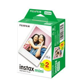 富士フィルム(FUJIFILM)チェキフィルムインスタントカラーフィルム「instaxmini」20枚(10枚入りx2パック)JP2(mini専用)※結婚式・2次会、パーティー、イベント等の撮影用にもどうぞ♪