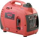 【代引不可】【メーカー直送】 MEIHO 【発電機・コンプレッサー】 エンジン発電機 HPG-900I HPG900I (7517378)【ラッピング不可】