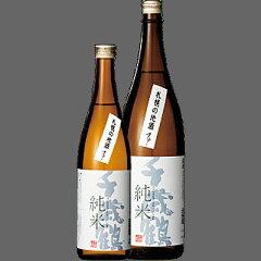 札幌の地酒【北海道の地酒】千歳鶴 純米 1800ml