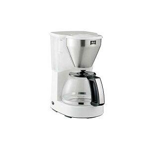 メリタ(Melitta) meus ミアス MKM-4101/W ホワイト [MKM4101W][コーヒーメーカー][ペーパードリ...