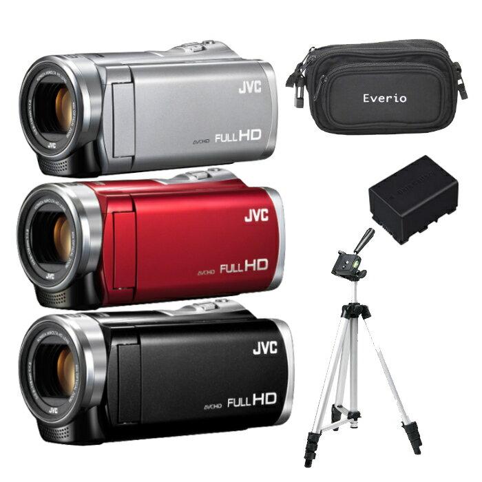 【得々セット!】JVCケンウッド ハイビジョンメモリームービー GZ-E880 [Everio/エブリオ][ムービーカメラ][ビデオカメラ][カラー選択式]:ホームショッピング