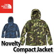 ザノースフェイス ウェア Novelty Compact Jacket NP71535 【メンズ/男性用】【送料無料】【ラッピング不可】