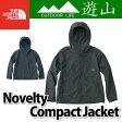 ザノースフェイス【ウェア】Novelty Compact Jacket(ノベルティーコンパクトジャケット) NP71535 【メンズ/男性用】【ラッピング不可】