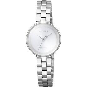【4本用時計ケース付セット】【国内正規品】CITIZEN(シチズン)【腕時計】EW5501-54AL[エル]&エスプリマSE80004BR(4本用時計ケース)&エル専用ケース