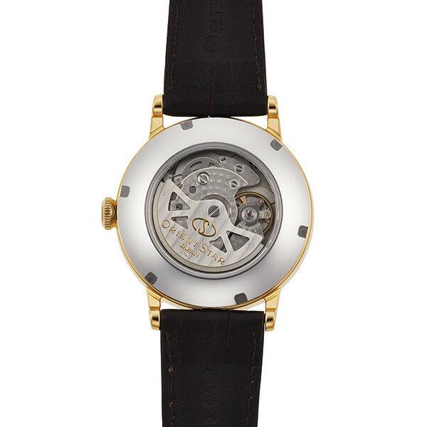 (国内正規品)(オリエントスター)ORIENTSTAR 腕時計 RK-AU0001S クラシック メンズ レディース エレガントクラシック(牛革バンド 自動巻き(手巻付) 多針アナログ)