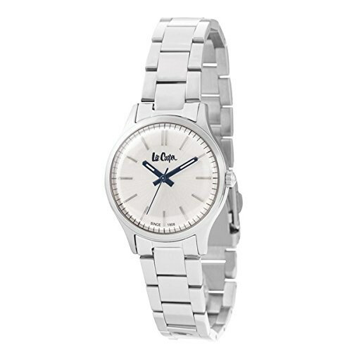 【ペア箱入りセット】【正規輸入品】(リークーパー)Lee Cooper 腕時計 LC6295.390 メンズ・LC6300.330 レディース&クロス2枚(ステンレスバンド クオーツ アナログ ペアウォッチ)