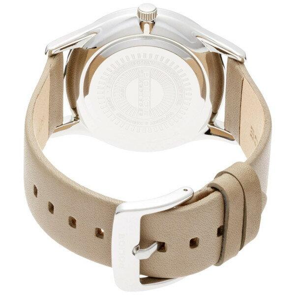 (正規輸入品)POLICE(ポリス) 腕時計 メンズ COURTESY(コーテシー) 14701JS-04(A)(革バンド クオーツ 多針アナログ)