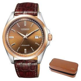 3ef5f46ea6b2 時計ケースセット)(国内正規品)(シチズン)CITIZEN 腕時計 NB1045-16W ...