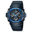 【国内正規品】CASIO[カシオ] 腕時計 G-SHOCK[Gショック] AW-591-2AJF[AW5912AJF] 【デジタル/アナログモデル】