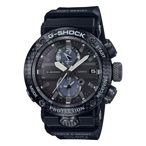 (3月新商品)(時計ケースセット)(国内正規品)(カシオ)CASIO 腕時計 GWR-B1000-1AJF (ジーショック)G-SHOCK メンズ グラビティマスター Bluetooth搭載(カーボンコア 電波ソーラー 多針アナログ)