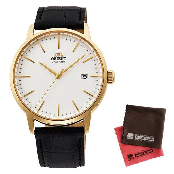 (クロスセット)(国内正規品)(オリエント)ORIENT 腕時計 RN-AC0E03S (コンテンポラリー)CONTEMPORARY メンズ(牛革バンド 自動巻き(手巻付) アナログ)