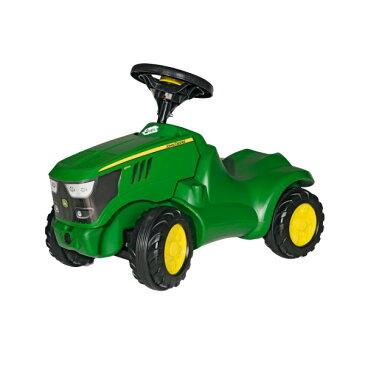 rolly toys(ロリートイズ) 乗用玩具 RT132072 ジョンディアミニ6150 乗り物 おもちゃ 車 乗れる 屋外 誕生日 プレゼント 男の子 1歳 2歳 3歳 (ラッピング不可)