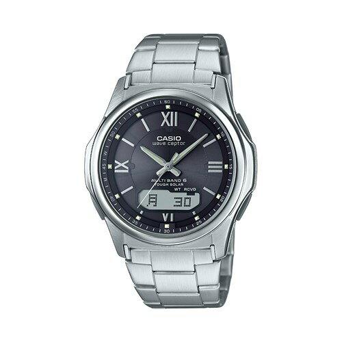 【カシオソーラー電波時計 ペア箱入りセット】 【国内正規品】 CASIO(カシオ) 【腕時計】 WVA-M630D-1A4JF・LWQ-10DJ-4A1JF ・時計ペア箱 通常 セット