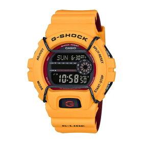 【国内正規品】CASIO(カシオ)【腕時計】GLS-6900-9JFG-SHOCK[Gショック][GLS69009JF]【G-LIDE2016ウィンター】【オレンジ】【クオーツデジタル樹脂バンドメンズ】【メール便】