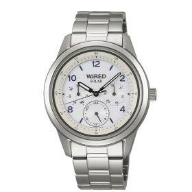 【ペア箱入りセット】【国内正規品】SEIKO(セイコー)【腕時計】AGAD082WIRED・AGED082WIREDf・専用ペア箱【ペアウォッチペアボックスワイアード】【ソーラー】【送料無料】