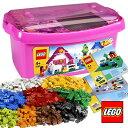 【エントリー利用でポイント3倍】【在庫あり】LEGO(レゴ) ピンクのコンテナデラックス & 基本ブ...