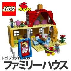 LEGO(レゴ) デュプロ ファミリーハウス(5639)【5702014537378】