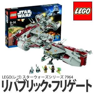 【在庫あり】LEGO(レゴ) 7964 スターウォーズ リパブリック・フリゲート【STAR WARSシリーズ】...