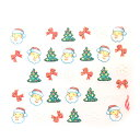 【在庫処分80%OFF】ネイルシール クリスマス サンタ&ツリー 3