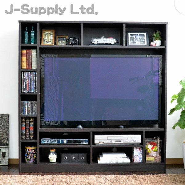 J-Supply(ジェイサプライ)『テレビ台ハイタイプ』