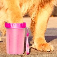 犬用品犬足ブラシ犬足拭きペット犬足洗いペット足用クリーナー犬の足を洗うブラシカップおしゃれ犬の爪クリーナー大中型犬・猫用ペットクリーニングブラシカップおしゃれ、使用簡単、カンタンお手入れ携帯便利ペット用品足洗いカップ送料無料