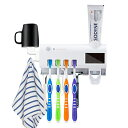 送料無料 UV自動歯ブラシ消毒器 UV紫外線歯ブラシ殺菌器 ...