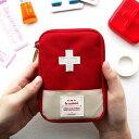 送料無料 メディカル ポーチ 薬ケース 携帯型 救急セット 応急処置キット 救急バッグ多機能 応急処置セ...