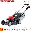 ホンダ 芝刈り機 HRX537 C4HYJA 刈幅53cm エンジン 自走式 HONDA