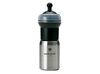 スノーピークsnowpeakスパイスボトル黒CK-029BK