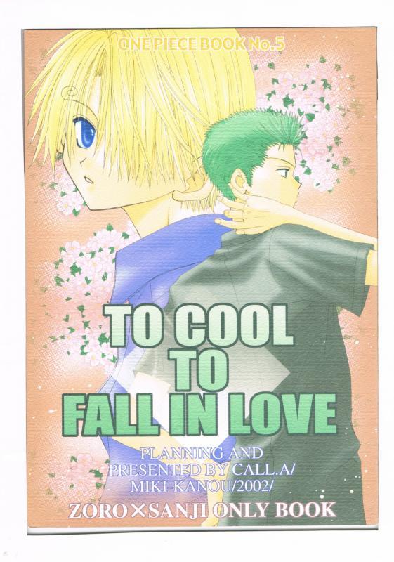 同人誌, その他  -TO COLL TO FALL IN LOVE- CALL.A afb