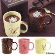マグカップ 食器 ディズニー 『デコチョコマグ』 バレンタインのプレゼントに!板チョコ風のミッキーマウスのかわいいマグ