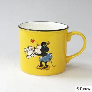 映画を題材にしたデザインのマグカップ。ホーロー風のほっかりあたたかい気持ちになるマグカッ...