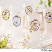 ディズニー 食器 タンブラー グラス(コップ) 『プリンセス グラス』 ディズニープリンセスの大人可愛い、おしゃれなタンブラーグラス。白雪姫、シンデレラ、ベル、アリエル、ラプンツェル、エルサの6種類。プレゼントにも