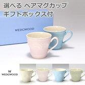 マグカップ ペア セット ウェッジウッド(Wedgwood) 『フェスティビティ ペアマグカップ』 ブランド 食器 専用箱付