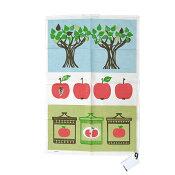 北欧雑貨キッチンタオルalmedahls/アルメダール『Appelsylt/アップルジャム(赤りんご)』【あす楽対応】【楽ギフ_包装】【楽ギフ_メッセ入力】【RCP】